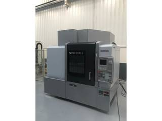 Milling machine DMG Mori NVX 5100 II / 40 RV, Y.  2013-1