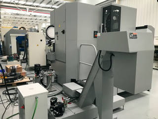 Milling machine DMG Mori NVX 5100 II / 40 RV, Y.  2013-3