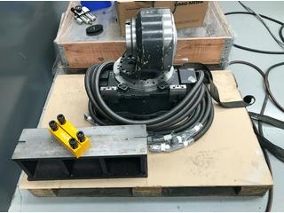 Milling machine DMG Mori NVX 5100 II / 40 RV, Y.  2013-4