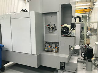 Milling machine DMG Mori NVX 5100 II / 40 RV, Y.  2013-5