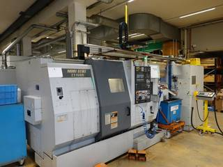 Lathe machine DMG Mori ZT 1500 Y Gentry-0