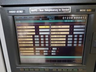 Lathe machine DMG Mori ZT 1500 Y Gentry-11