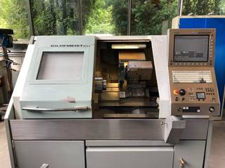 Lathe machine DMG NEF 400-0