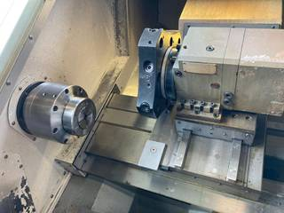 Lathe machine DMG NEF 400-4