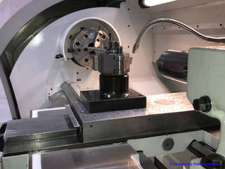 Lathe machine Gildemeister NEF 520-1