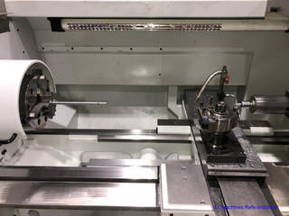 Lathe machine Gildemeister NEF 520-4