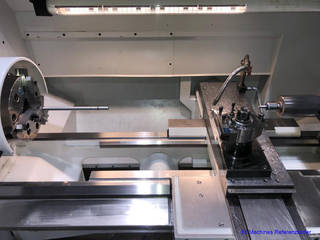 Lathe machine Gildemeister NEF 520-6