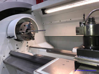 Lathe machine Gildemeister NEF 520-7