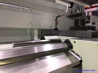 Lathe machine Gildemeister NEF 520-8