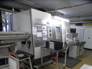 Lathe machine DMG Twin 42 II-0