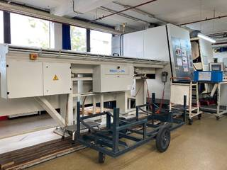 Lathe machine DMG Twin 42 II-3