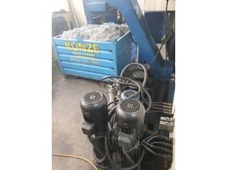 Lathe machine Doosan Puma TT 1800 SY-7