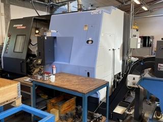 Lathe machine Doosan Puma TT 2500 SY-1