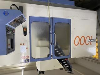 Milling machine FAMUP MCX 1000-0