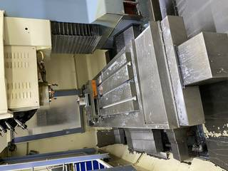 Milling machine FAMUP MCX 1000-3