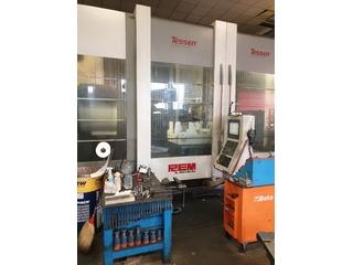 FPT TESSEN TM 001 Bed milling machine-0