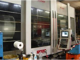 FPT TESSEN TM 001 Bed milling machine-2