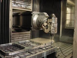 FPT TESSEN TM 001 Bed milling machine-4