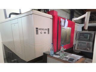 Milling machine Hedelius C 80 S-0
