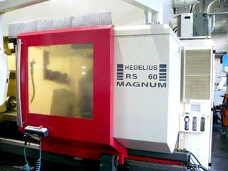 Milling machine Hedelius RS 60 KM-2000-0