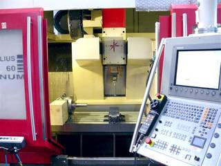 Milling machine Hedelius RS 60 KM-2000-3