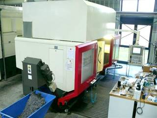 Milling machine Hedelius RS 60 KM-2000-4