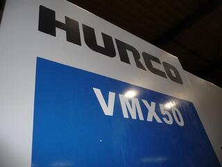 Milling machine Hurco VMX 50 /40 T NC Schwenkrundtisch B+C axis-1