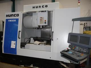Milling machine Hurco VMX 50 /40 T NC Schwenkrundtisch B+C axis-3