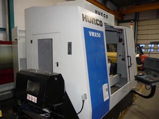 Milling machine Hurco VMX 50 /40 T NC Schwenkrundtisch B+C axis-5