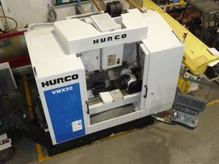 Milling machine Hurco VMX 50 /40 T NC Schwenkrundtisch B+C axis-6