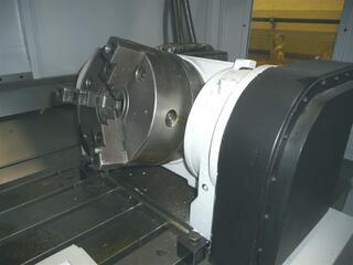 Milling machine Hurco VMX 50 /40 T NC Schwenkrundtisch B+C axis-7