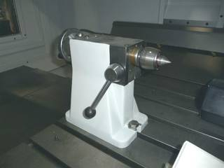Milling machine Hurco VMX 50 /40 T NC Schwenkrundtisch B+C axis-8