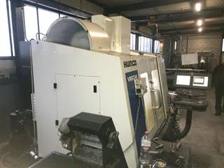 Milling machine Hurko VMX 24 T-2