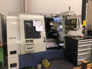 Lathe machine Hwacheon Hi-Tech 300 MC-0