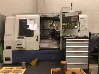 Lathe machine Hwacheon Hi-Tech 300 MC-1