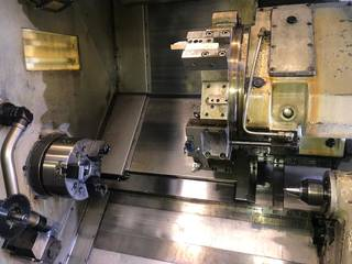 Lathe machine Hwacheon Hi-Tech 300 MC-2