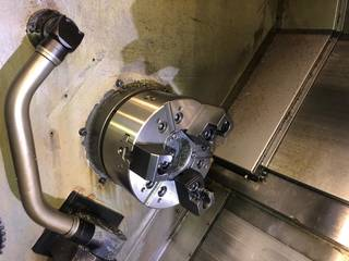 Lathe machine Hwacheon Hi-Tech 300 MC-3