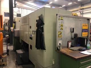 Lathe machine Hwacheon Hi-Tech 300 MC-7