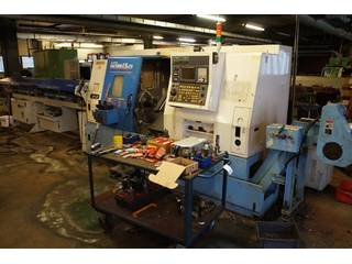 Lathe machine Hyundai Kia Super Turn 21 LMS-0