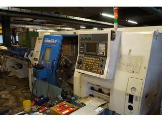 Lathe machine Hyundai Kia Super Turn 21 LMS-9