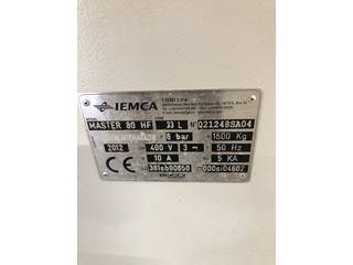 Iemca Master 80 HF  Used accessories-4