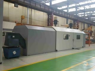 Lathe machine INNSE TPFR 90 x 6000 CNC Y-9