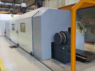 Lathe machine INNSE TPFR 90 x 6000 CNC Y-10