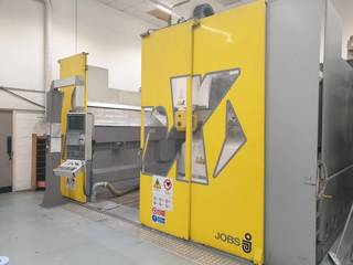 Milling machine Jobs LinX Compact 5 Axis-1