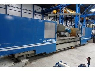 Kiheung KNC - U 1000 Bed milling machine-1
