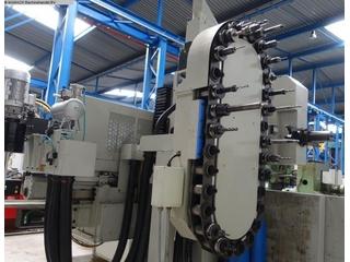Kiheung KNC - U 1000 Bed milling machine-5