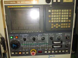 Milling machine Kitamura Mycenter 1xif, Y.  2003-2