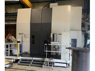 Lathe machine MAG Giddings & Lewis VTL 1600-0