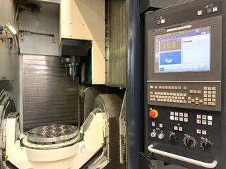 Milling machine Makino D500, Y.  2016-1