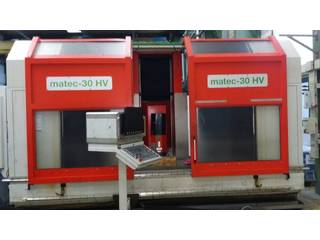 Milling machine Matec 30 HV, Y.  2000-2